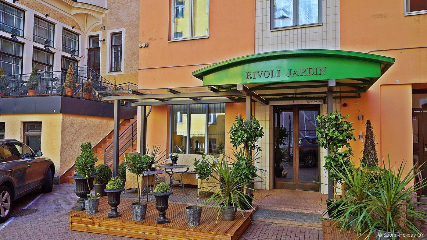 Hotel Rivoli Jardin Boutique hotel Helsinki