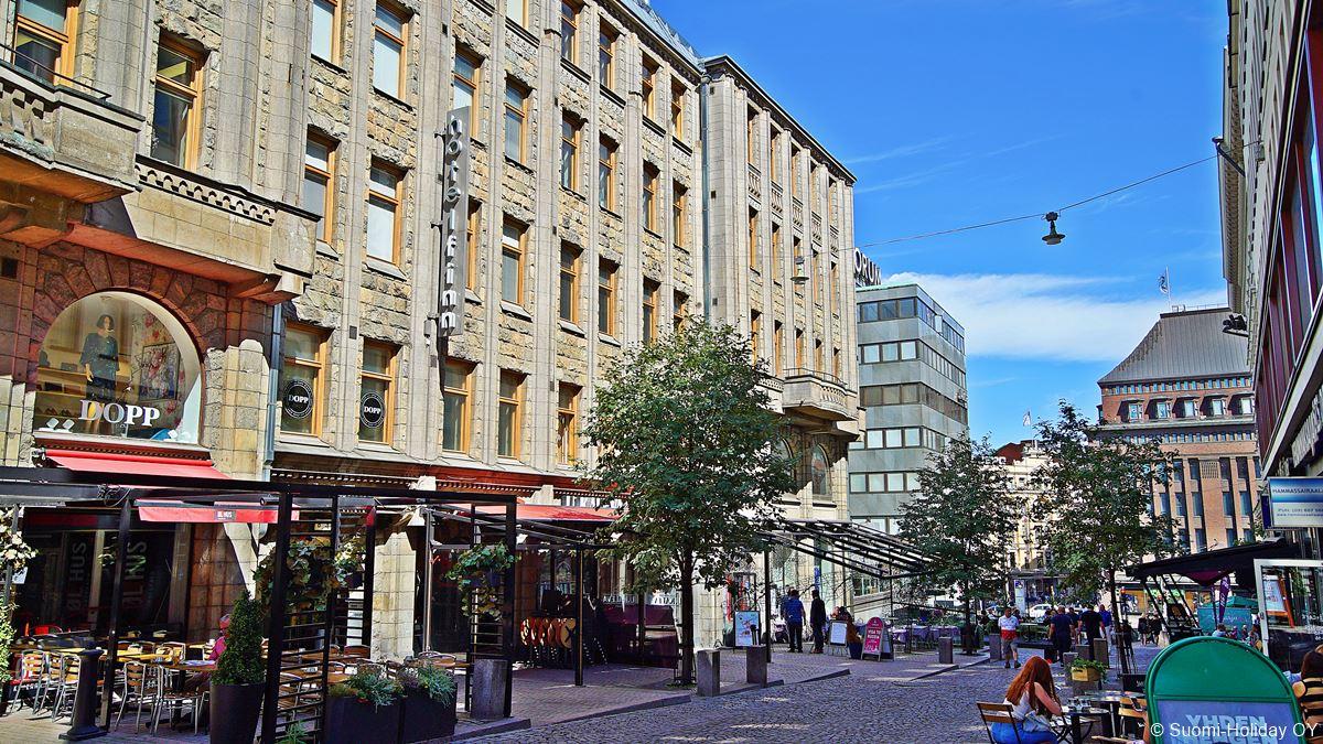Finn hotel Helsinki city center