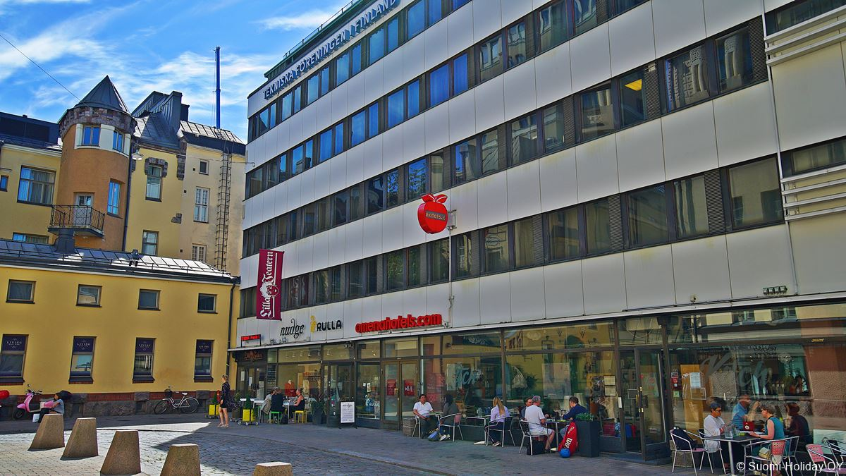 Onema hotel Helsinki city center