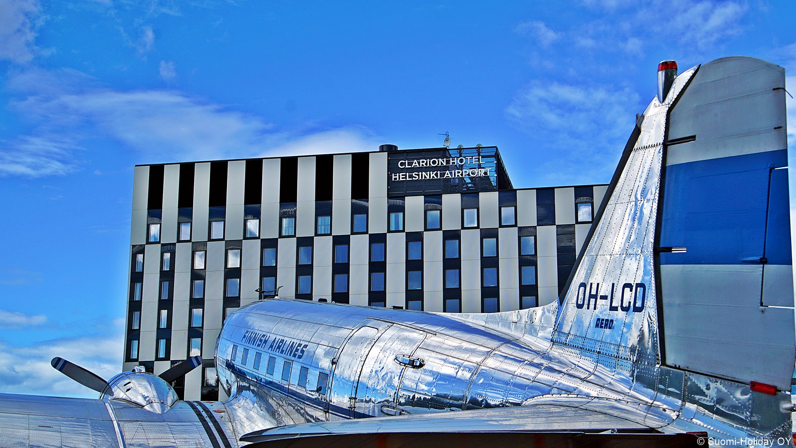 Clarion Hotel аэропорт Хельсинки